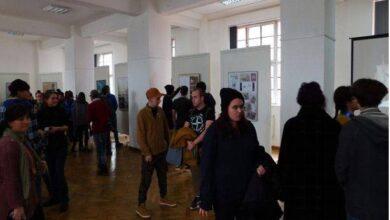 Photo of Izložba radova učenika Umetničke škole u Sofiji