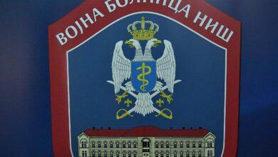 Photo of Rad Vojne bolnice Niš prilagođen epidemiološkoj situaciji