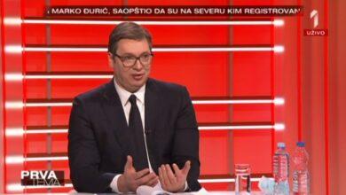 Photo of ALEKSANDAR VUČIĆ: Razmišljamo o pomoći od 100 evra svim punoletnim građanima