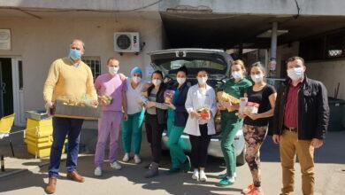 Photo of Hrišćanska adventistička crkva uručila pomoć zaposlenima u KC Niš