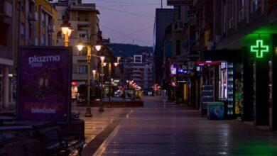 Photo of Tokom vikenda bez kafića, restorana, šopinga…