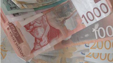 Photo of Vlada usvojila povećanje minimalne cene rada