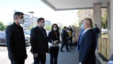 Photo of Srpsko-ruski humanitarni centar donirao vrednu opremu pripadnicima MUP-a
