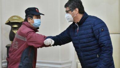 Photo of Kineski eksperti za COVID boravili u Nišu