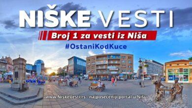 Photo of Niške Vesti nikad čitanije