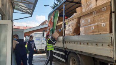 Photo of Gradska opština Medijana počela dostavu paketa penzionerima