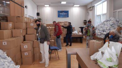 Photo of Volonteri GO Medijane isporučili do sada 1.820 paketa pomoći