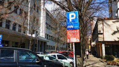 Photo of Umesto nakon 15 parking ćete morati da platite za 5 minuta