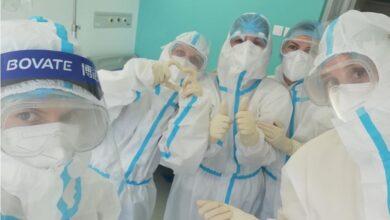 "Photo of Sestre JPU ""Pčelica"" neguju pacijente iz Gerontološkog centra"