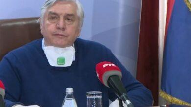 Photo of Tiodorović: Previše smo se opustili, u narednih sedam do 10 dana ćemo videti rezultat