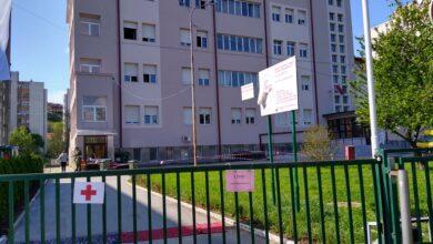 Photo of Sutra se zatvara privremena bolnica u Domu učenika