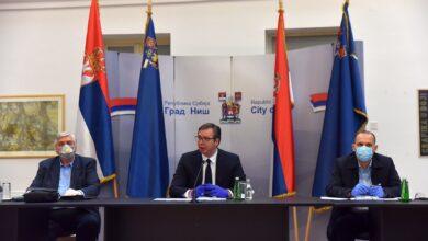 Photo of Vučić: Da nije izgrađen KC Niš pitanje da li bi Niš preživeo