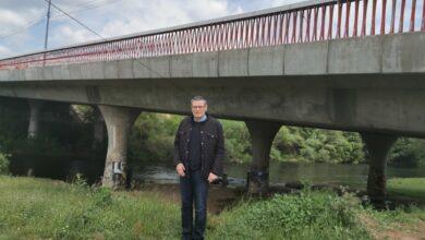 Photo of BRANISLAV JOVANOVIĆ: Gotovo dve godine vrežinski most čeka na rekonstrukciju