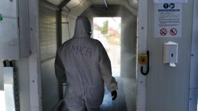Photo of COVID u Nišu: Hospitalizovana 333 pacijenta, preminula dva