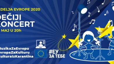 """Photo of Online dečiji koncert """"Vilenjaka"""" u Nedelji Evrope"""