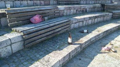 Photo of Nakon prve večeri bez policijskog časa kej pun smeća (FOTO + VIDEO)