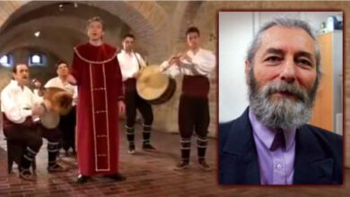 Photo of Srpski melod Ljuba Manasijević posvetio pesmu dr Lazi