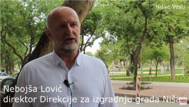 Photo of Lović: Zadovoljni smo kako se odvija rekonstrukcija Trga (VIDEO)