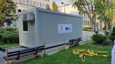 Photo of Postavljen motnažni objekat za testiranje članova porodica u kojima je bilo pozitivnih na Kovid-19
