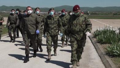 Photo of Vulin: Pripadnici 63. padobranske brigade u stanju da ispune bilo koji zadatak