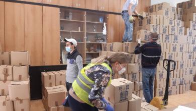Photo of GO Medijana nastavlja raspodelu paketa penzionerima koje je obezbedio Grad Niš i tokom vikenda