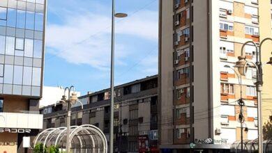 Photo of Nova LED rasveta u centru Niša do kraja meseca