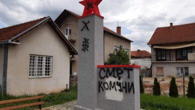 Photo of SRAMOTA: Vandali oskrnavili spomenik oslobodiocima u Brzom Brodu