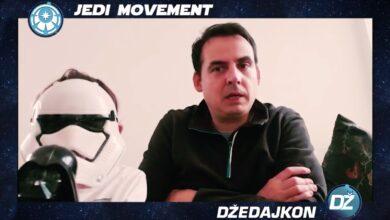 Photo of Zoran Kesić dobio zvanje džedajskog viteza (VIDEO)