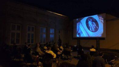 Photo of Bioskop pod zvezdama u dvorištu Oficirskog doma