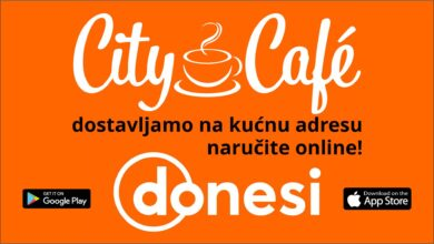 Photo of Specijaliteti City Cafe-a od sada i na kućnu adresu