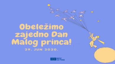 Photo of EU info kutak u Nišu obeležava Dan Malog princa
