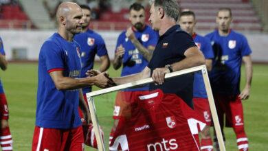 Photo of Majstor Stojanović se oprostio, Radnički pobedio TSC