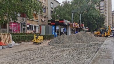 Photo of BRANISLAV JOVANOVIĆ: Nastavlja se predizborno prekopavanje grada
