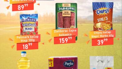 Photo of VIKEND AKCIJA u svim prodavnicama Mega Trgovine