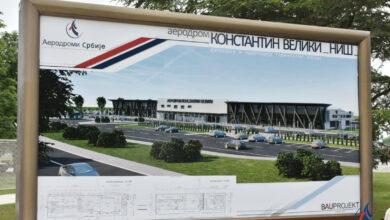 Photo of Niški aerodrom dobija novu terminalnu zgradu. Počeli pripremni radovi