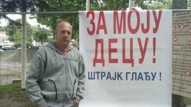 Photo of Samohranom ocu, nakon štrajka glađu, obećana pomoć
