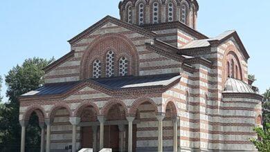 Photo of Nastavlja se izgradnja hrama Svetog Vasilija na Duvaništu