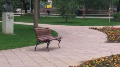 Photo of U Starom parku 45 novih klupa