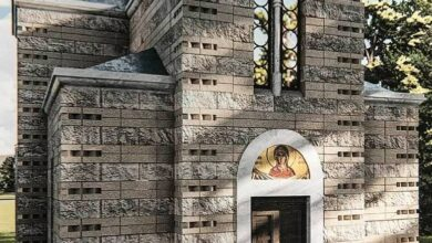 Photo of Mali crkveni objekat u krugu Kliničkog centra Niš