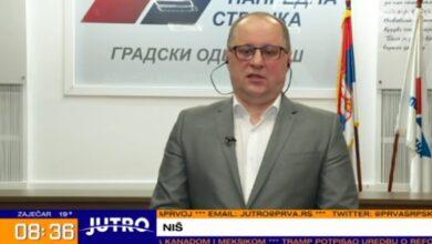 Photo of Milovanović: Jak Niš je preduslov za razvoj jugoistoka Srbije