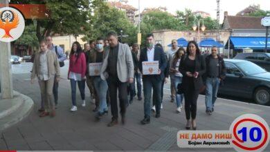 "Photo of Grupa građana ""Ne damo Niš-Bojan Avramović"" pod rednim brojem 10"