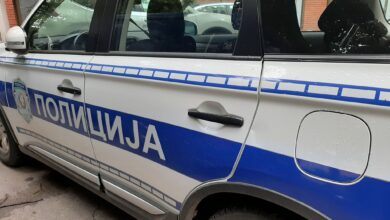 Photo of Moticiklista i putnica povređeni u sudaru u Knjaževačkoj