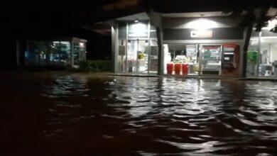 Photo of Rekordna količina kiše pala u Nišu. Pojedini objekti poplavljeni, voda na ulicama otežala saobraćaj (VIDEO)