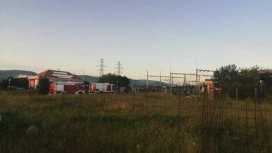 Photo of Požar u trafo stanici. Veći deo grada bez struje