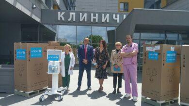 Photo of Klinika za dečiju hirurgiju KC Niš dobila novi respirator
