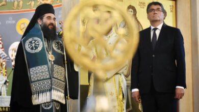 Photo of Svečanom službom i predajom labaruma gradonačelniku Niša otpočelo obeležavanje gradske slave