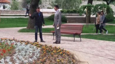Photo of Novi mobilijar u Starom parku