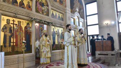 Photo of Svetom arhijerejskom Liturgijom proslavljena slava Grada Niša