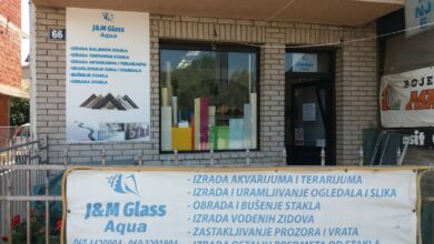 Photo of J&M GLASS AQUA – Sinonim za kvalitet i umeće obrade stakla