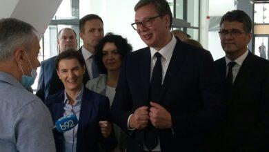 Photo of Vučić na otvaranju Naučno-tehnološkog parka. Niš se brzo razvija, poručio je predsednik